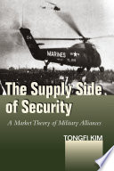 The Supply Side of Security