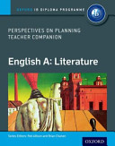 Ib Perspectives On Planning English A Literature Teacher Companion