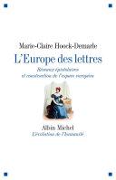 L Europe des lettres