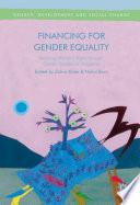 Financing for Gender Equality