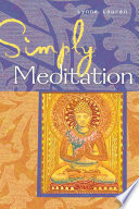 Simply Meditation To Calm And Re Center Our Minds