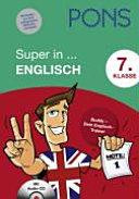 PONS Super in     Englisch  7  Klasse