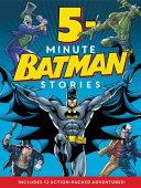 Batman Classic 5 Minute Batman Stories