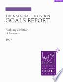1997 National Education Goals Report