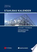 Stahlbau Kalender 2014