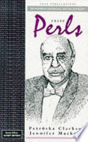 Clarkson  Fritz Perls  paper