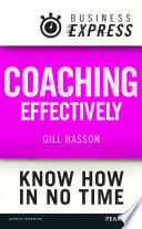 Business Express Coaching Effectively