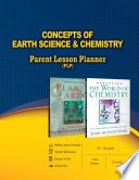 Concepts of Earth Science   Chemistry Parent Lesson Plan