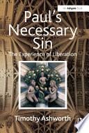 Paul s Necessary Sin Book PDF