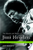 The Words And Music Of Jimi Hendrix book
