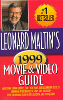 Leonard Maltin's Movie and Video Guide 1999