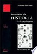 Introducci N A La Historia De La Arquitectura