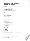 Applications of Phase Diagrams in Metallurgy and Ceramics