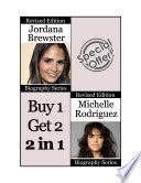 Celebrity Biographies   The Amazing Life of Jordana Brewster and Michelle Rodriguez   Famous Stars