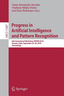 Progress In Artificial Intelligence And Pattern Recognition