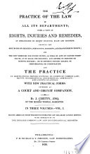 The Practice Of The Law In All Its Departments