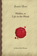 Ebook Walden, Or Life in the Woods Epub Henry David Thoreau Apps Read Mobile
