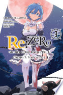 Re ZERO  Starting Life in Another World   Chapter 3  Truth of Zero  Vol  3  manga