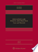 Education Law  Policy  and Practice