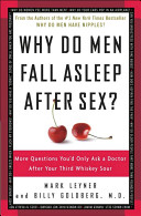 Why Do Men Fall Asleep After Sex? Book Cover