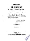 Revista de Espana y del estrangero. Director y redactor principal Firmin Gonzalo Moron