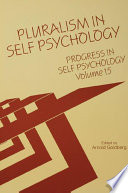 Progress in Self Psychology  V  15