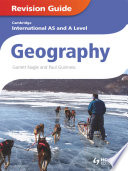 Cambridge International A and AS Level Geography Revision Guide ePub