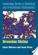 Brownian Motion book