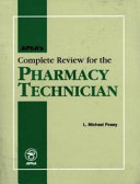APhA s Complete Review for the Pharmacy Technician