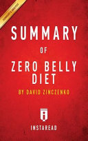 Summary of Zero Belly Diet