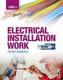Electrical Installation Work  Level 3