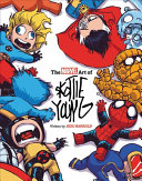 The Marvel Art Of Skottie Young : colorful collection of comic pages, covers and...