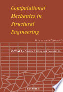 Computational Mechanics in Structural Engineering