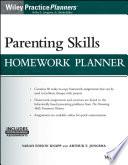 Parenting Skills Homework Planner  w  Download
