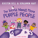 The World Needs More Purple People Book