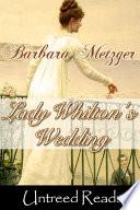 Lady Whilton s Wedding