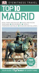 Eyewitness Top 10 Travel Guide  Madrid