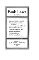 Bank Laws  fourth Edition