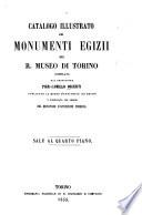 Catalogo illustrato dei monumenti egizii del R  Museo di Torino compilato dal prof  P C  Orcurti