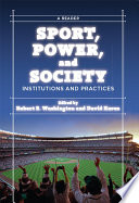 Sport  Power  and Society