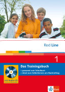 Red line   Das Trainingsbuch zum Schulbuch