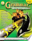 Grammar  Grades 3   4