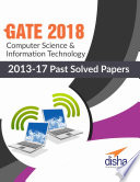 GATE Computer Science and Information Technology 2013 17 Solved Papers