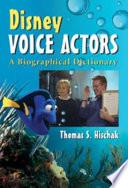 Disney Voice Actors