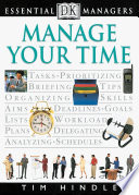 DK Essential Managers  Manage Your Time
