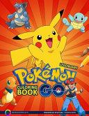Legendary Pokemon Go Coloring Book