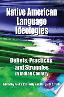 Native American Language Ideologies