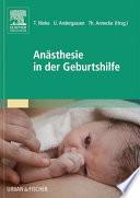 An  sthesie in der Geburtshilfe