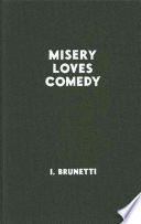 Misery Loves Comedy book