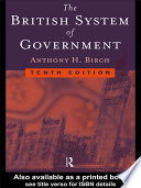 British System of Government